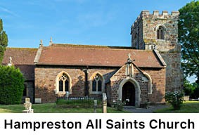 hampreston-all-saints